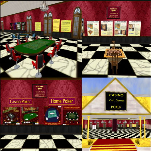 Visit our Casino and games room on Passionfruit Island and try out our games ...
